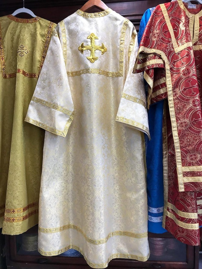 vestments for servers