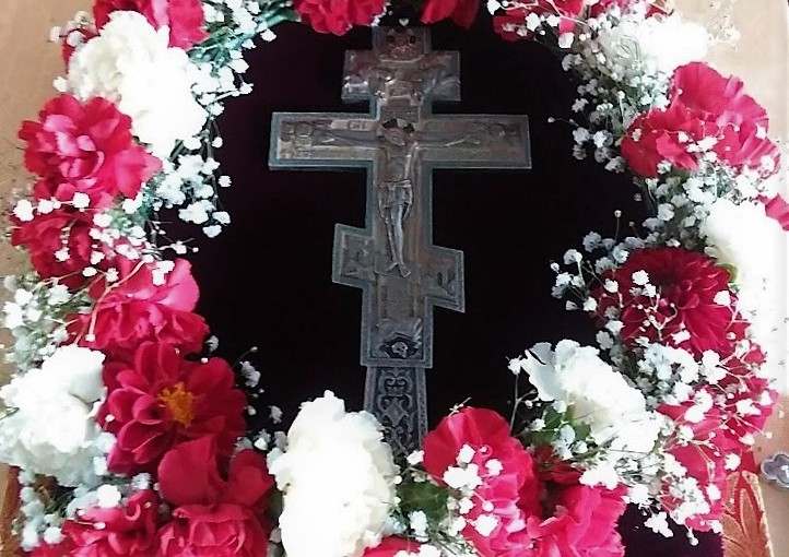 Exaltation of the Cross,2021