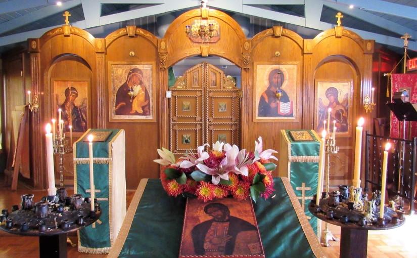 Saint Alexander Nevsky's 800thanniversary